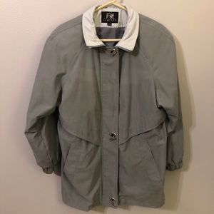 FS Limited Lined All Weather Coat Size Medium